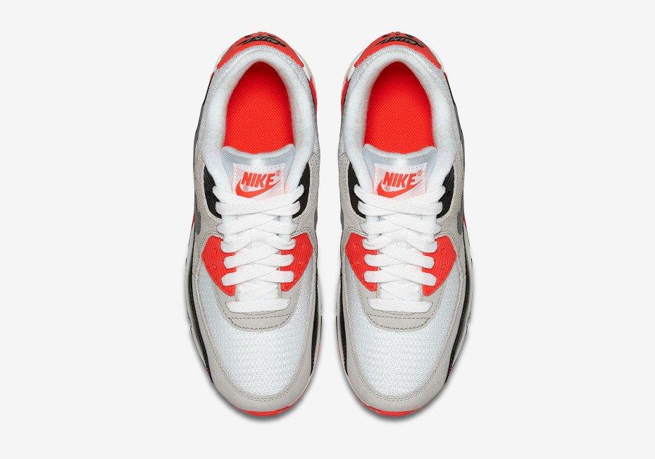 Nike Air Max 90 De Infrarrojos 2015 Remolque Retro nRsSH4bo